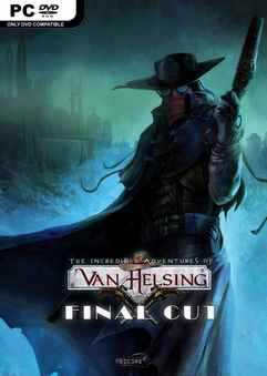 The Incredible Adventures of Van Helsinglogo