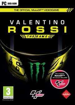 Valentino Rossi The Gamelogo