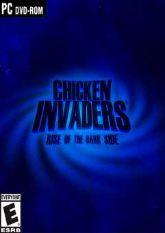 Chicken Invaders 5logo