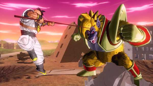 DRAGON BALL XENOVERSE1