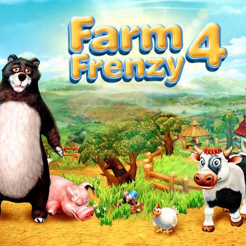 Farm Frenzy 4log o