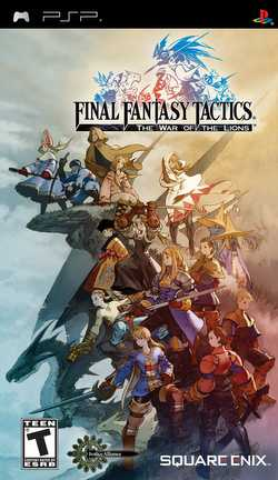 Final Fantasy Tacticslogo