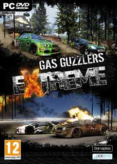 Gas Guzzlers Extremelogo
