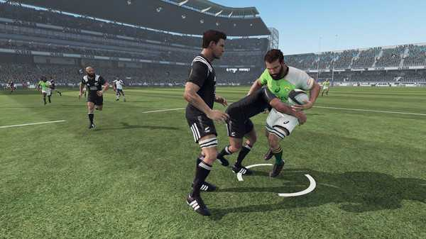 Rugby Challenge 31