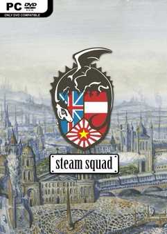 Steam Squadlogo