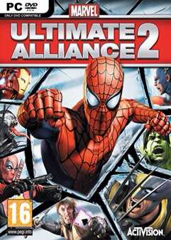 Ultimate Alliance 2logo