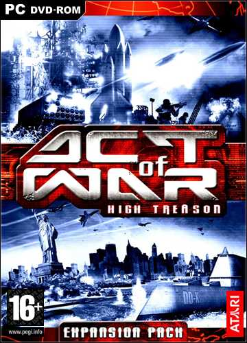 Act of Warlogo