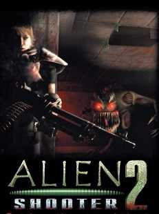 Alien Shooter 2 Conscription logo