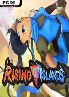 Rising Islands logo