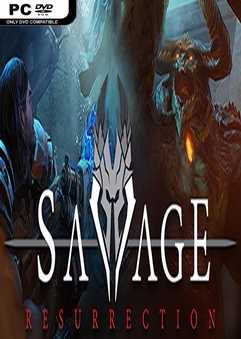 Savage Resurrection logo