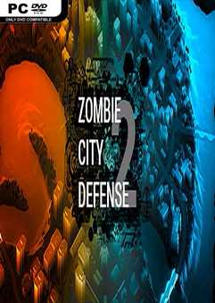Zombie City Defense 2 logo