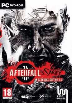 afterfall insanity extended edition logo