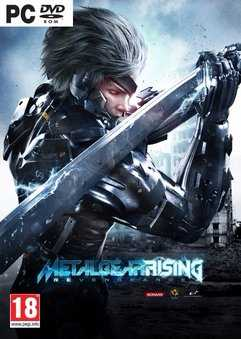 metal gear rising revengeancelogo