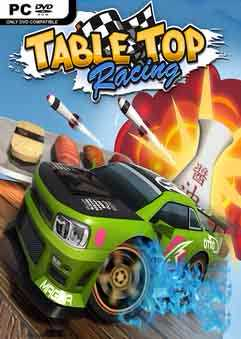 Table Top Racing logo