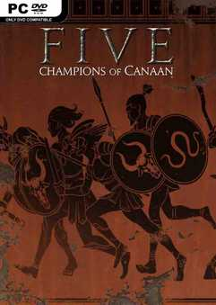 five-champions-of-canaan-logo